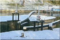 TL4559 : Jesus Green Lock by Alan Murray-Rust