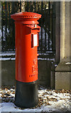 TL4458 : Postbox CB3 141 Northampton Street by Alan Murray-Rust