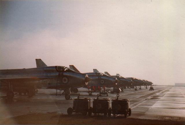 Mk V Lightnings