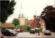 TR1859 : St. Mary's Church, Fordwich by Roger Smith