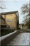 TL4457 : Newnham Mill by Alan Murray-Rust