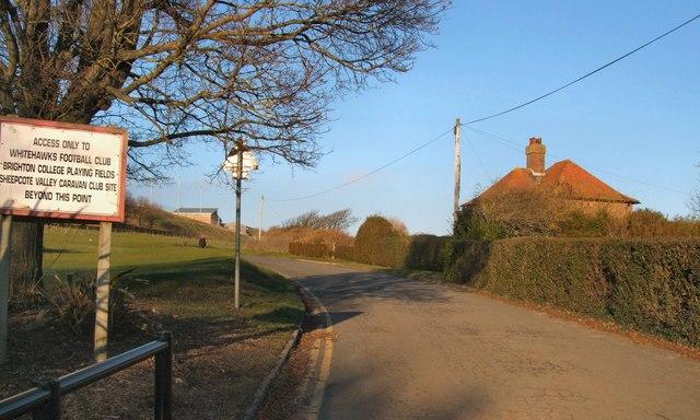 Path in East Brighton Park