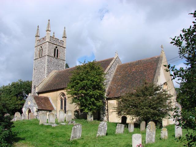 Dunston St Remigius' church