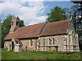 TG3109 : Witton St Margaret's church by Adrian S Pye