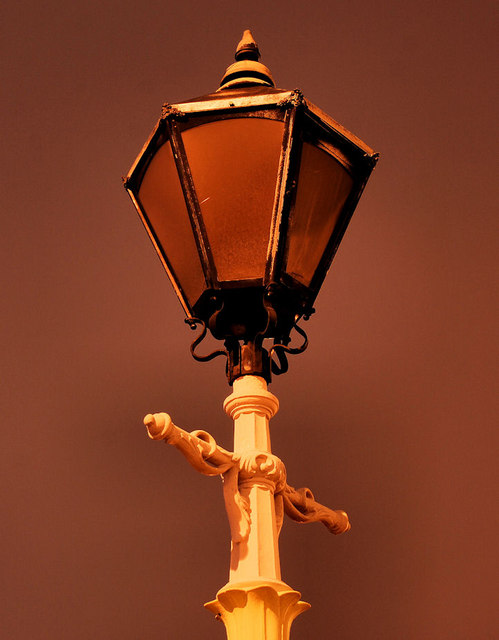 Lamppost, Queen's Bridge, Belfast (3)