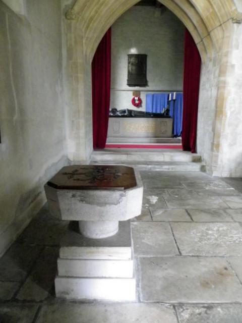 Interior, The Church of St Katharine by Maigheach-gheal