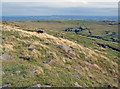 SO5977 : South side of Titterstone Clee Hill by Trevor Rickard