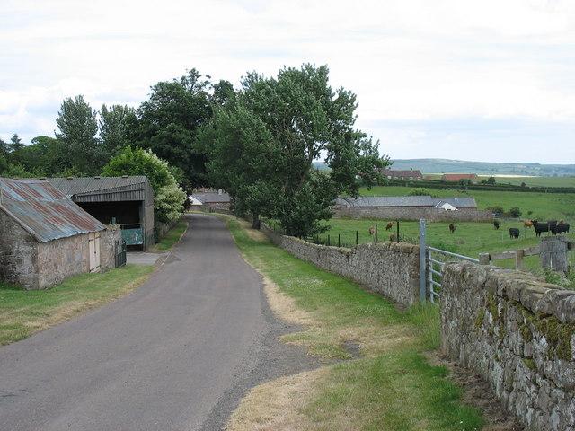 West Horton village