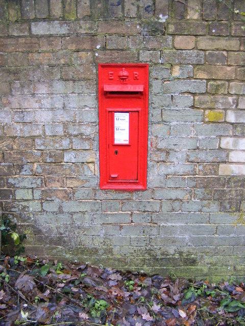 Yarmouth Road Edward VII Postbox