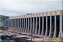 SS6592 : Swansea Leisure Centre by Brian Whittle