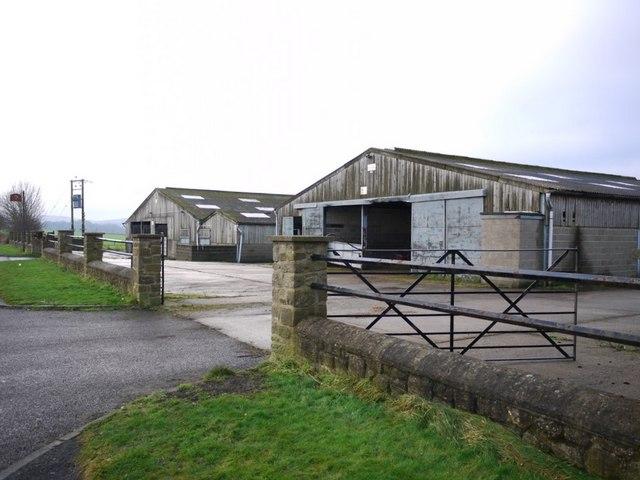 Building Farm, Clara Vale