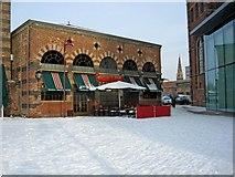 SO8276 : Frankie & Benny's (3), Weavers Wharf, Kidderminster by P L Chadwick
