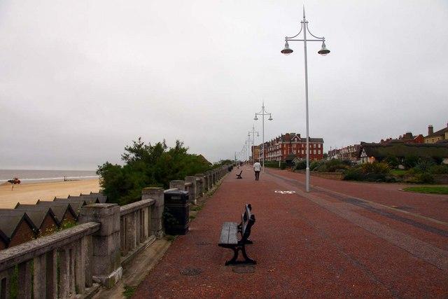 Upper Esplanade