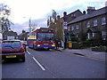 TQ2289 : 326 bus, The Burroughs, Hendon by David Howard