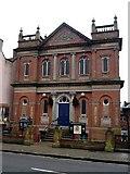 SK1746 : Ashbourne Methodist Church by Graham Hogg