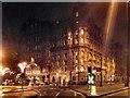 SJ8397 : The Midland Hotel, Manchester by David Dixon