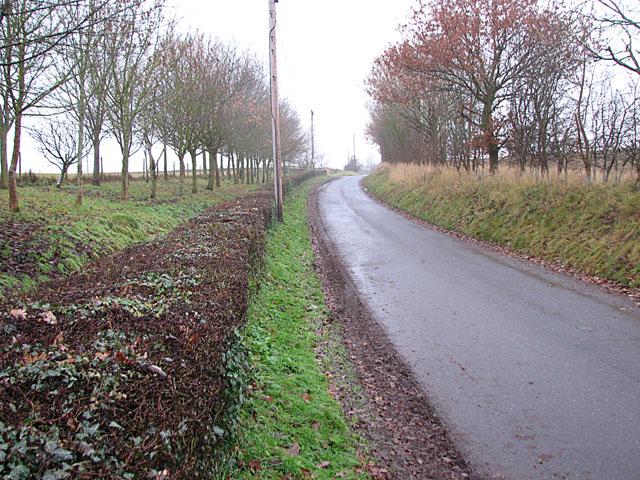 Tumbril Lane, Brockdish