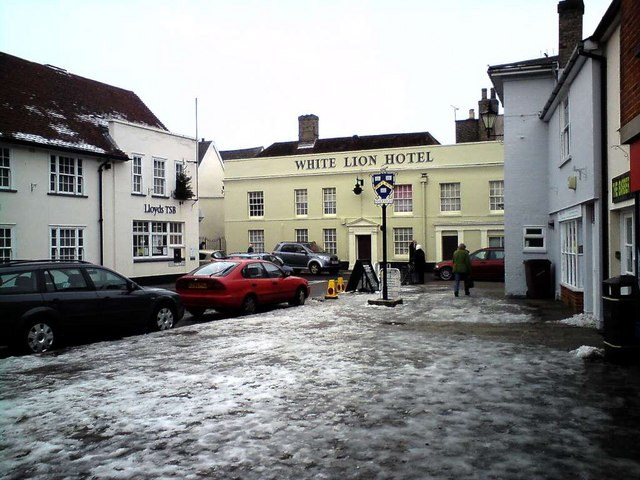 Market Place, Hadleigh