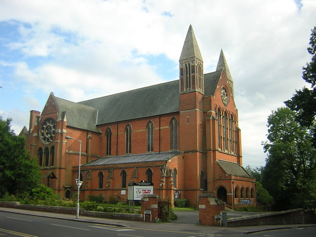 St John the Evangelist, Auckland Road