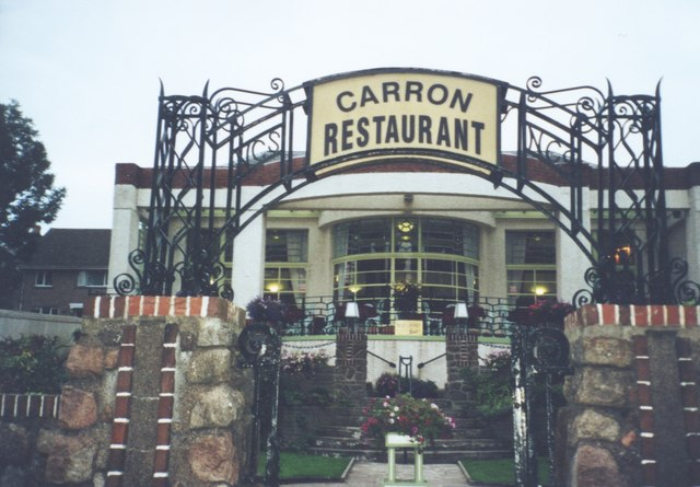 Art Deco Carron Restaurant, Cameron Street, Stonehaven