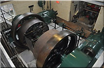 TL4659 : Cambridge Gas Engines by Ashley Dace