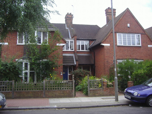 Houses on Ellerton Road