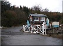 SE7365 : Kirkham Abbey Level Crossing by SMJ