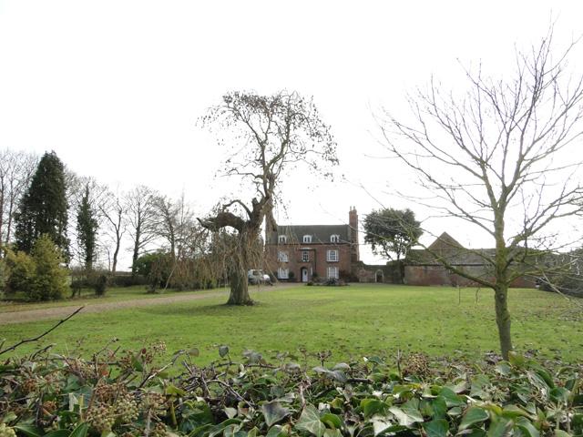 Bury's Hall, New Buckenham
