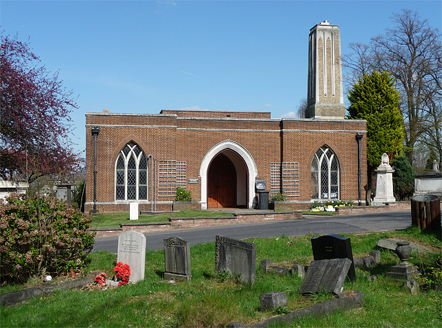 Crematorium, West Norwood Cemetery