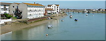 TQ2105 : River Adur by Graham Horn