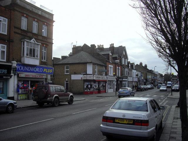 Station Road, North Chingford