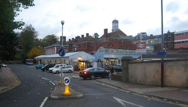 Tunbridge Wells Station by N Chadwick