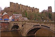 NZ2742 : Framwelgate Bridge, Durham by wfmillar