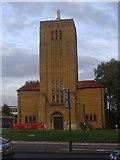 TQ1372 : Church on Hospital Bridge Road, Whitton by David Howard