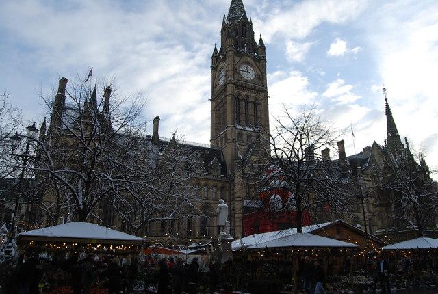 Town Hall, Albert Square