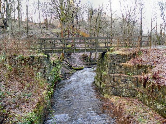 Bridge Over Naden Brook