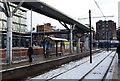 SJ8498 : Shudehill Metrolink Station by N Chadwick