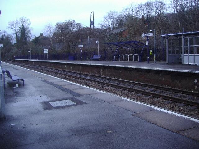Betchworth railway station