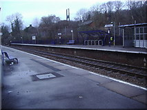TQ2151 : Betchworth railway station by David Howard