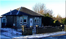 NS3373 : Bardrainney Cottage by Thomas Nugent