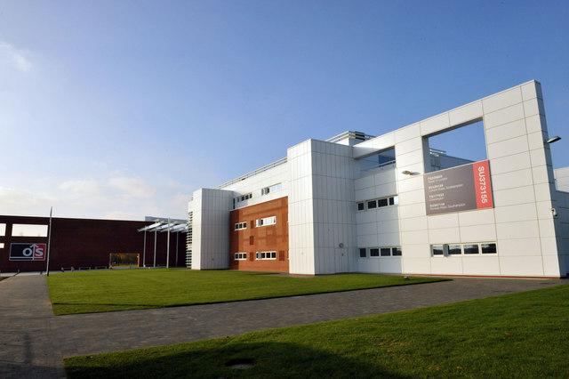 Ordnance Survey's new HQ