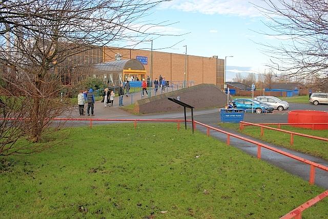 Temple Memorial Park Leisure Centre