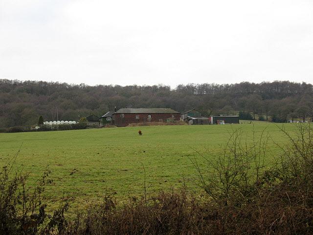 Higher Whitemoor Farm