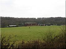SJ8860 : Higher Whitemoor Farm by Stephen Craven