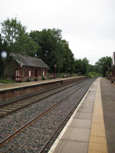 Armathwaite Station