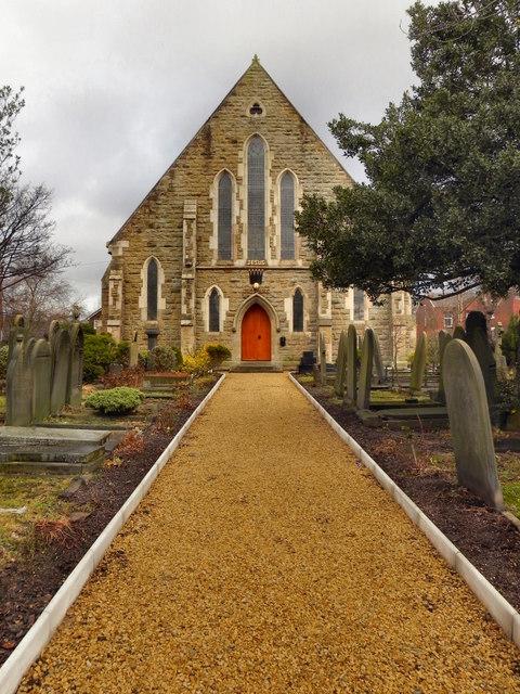 King's Church, Little Lever
