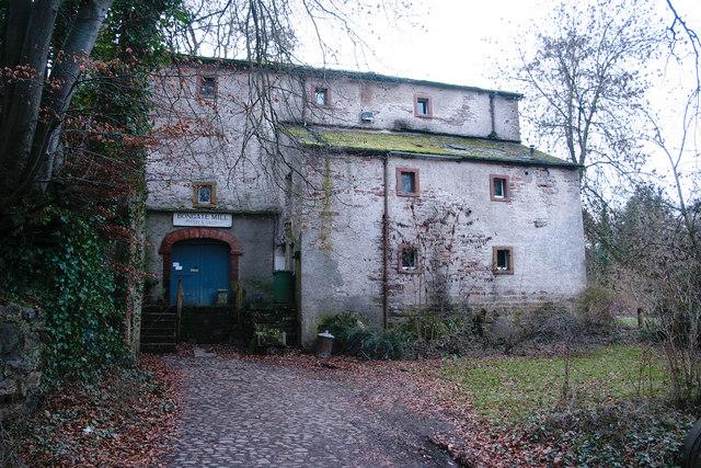 Bongate Mill