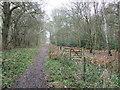 TL9095 : Peddars Way by Keith Evans