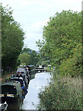 SO9262 : Droitwich Junction Canal near Hanbury by Roger  Kidd