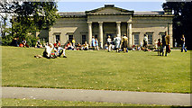 SE5952 : The Yorkshire Museum by Alan Walker